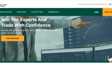 Green Tower Investments 2021 Review- How Has This Platform Secured My Future In The Trading World?