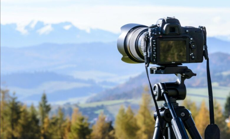8 Tips for beautiful landscape photos